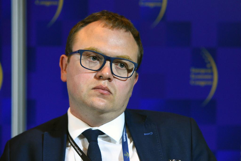 Adama Eberhardt, dyr. Ośrodka Studiów Wschodnich . Fot. PTWP