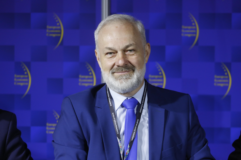 Piotr Górnik, dyrektor ds. energetyki cieplnej w Fortum. Fot. PTWP
