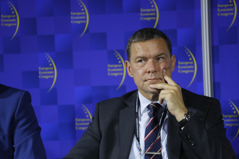 Martin Hančár, prezes CEZ Skawina. Fot. PTWP