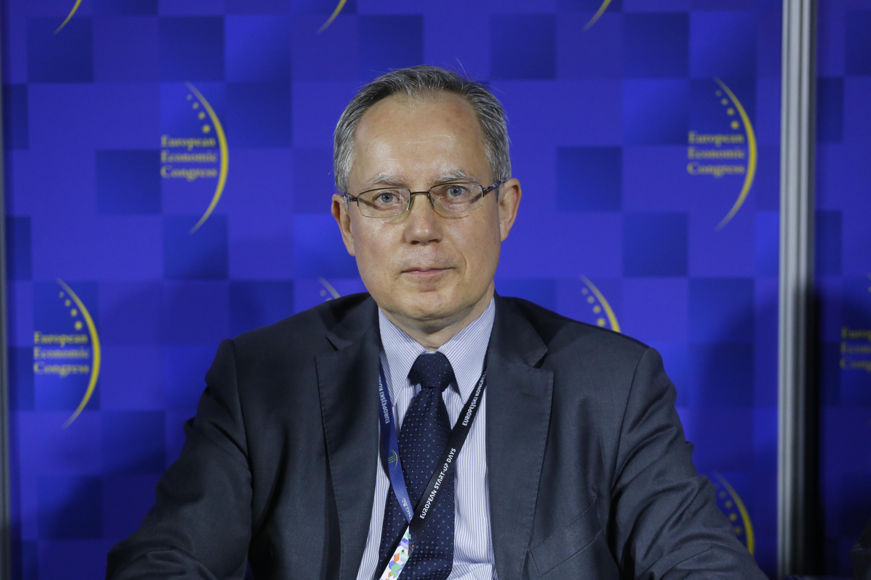 Dariusz Obarski, dyrektor sprzedaży w branży Power Generation, Siemens. Fot. PTWP