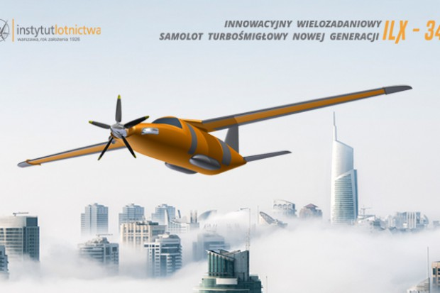 PGZ dołącza do budowy samolotu wielozadaniowego ILX-34