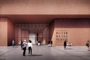 Jest kontrakt na budowę Muzeum Wojska Polskiego. Koszt to prawie 256 mln zł