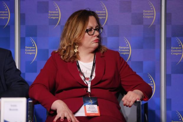 Aneta Muskała, wiceprezes zarządu International Paper Kwidzyn. Fot. PTWP