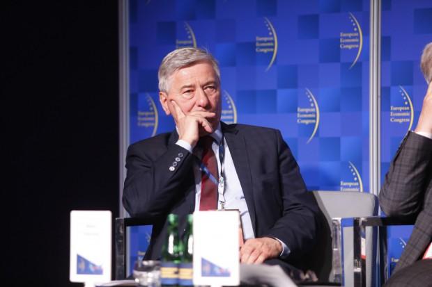 Stefan Dzienniak, prezes Hutniczej Izby Przemysłowo-Handlowej. Fot. PTWP