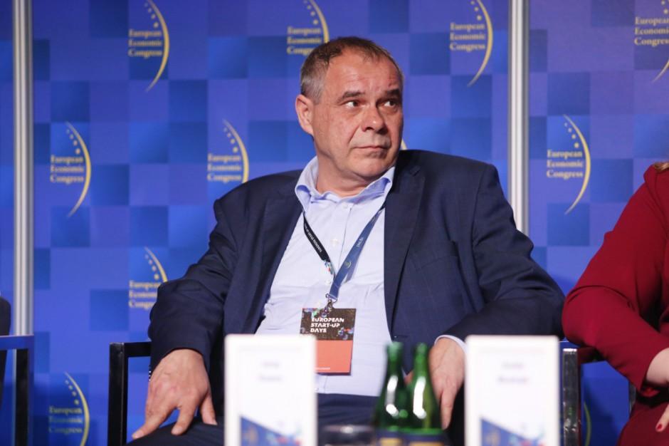 Jerzy Kozicz, prezes zarządu CMC Poland. Fot. PTWP