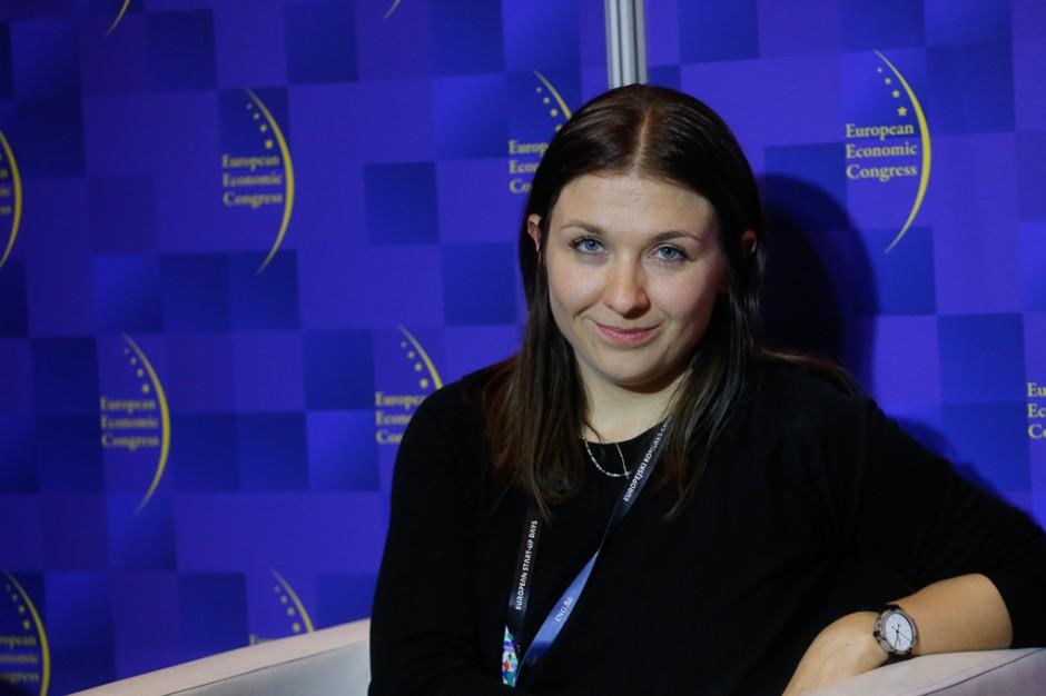 Katarzyna Godlewska, współzałożycielka Grupy Absolvent. Fot. PTWP