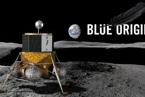 Jeff Bezos: Cały ziemski przemysł na Księżycu już za kilkadziesiąt lat