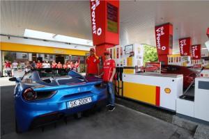 Rodziny zatankują taniej na Shellu