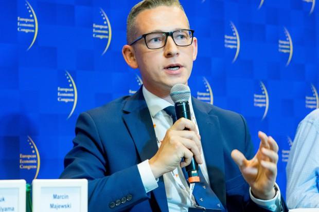 Marcin Majewski, menedżer w zespole ds. podatków pośrednich w PwC. Fot. PTWP