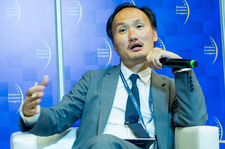Hosuk Lee-Makiyama, dyrektor European Centre for International Political Economy. Fot. PTWP