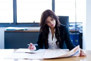 Kobiety w branży finansowej wolno, ale pną się do góry