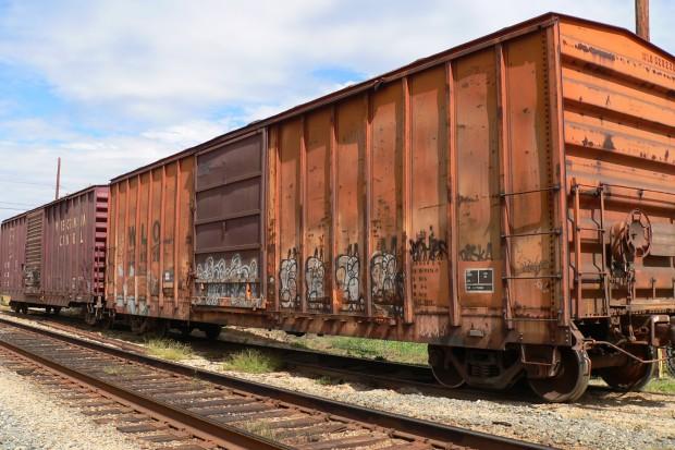 Rośnie masa towarów przewiezionych koleją