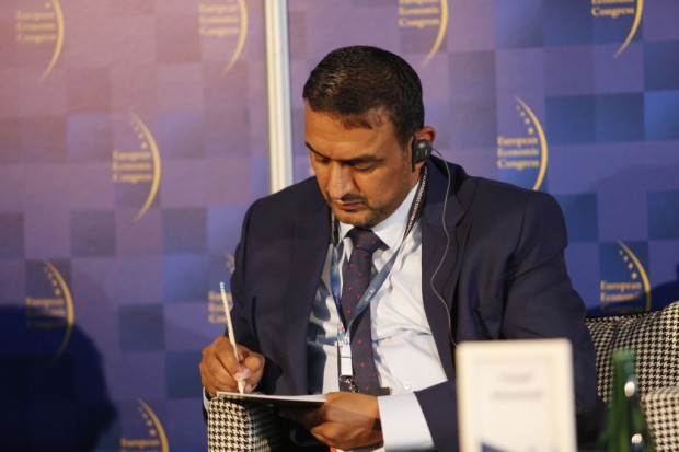 Yousef Alhammadi, advisor, Office of Strategic Affairs, General Secretariat of the Executive Council in Abu Dhabi (GSEC) and Executive Committee Office (ECO). Fot. PTWP
