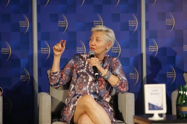 Jowita Michalska, prezes Fundacji Digital University. Fot. PTWP