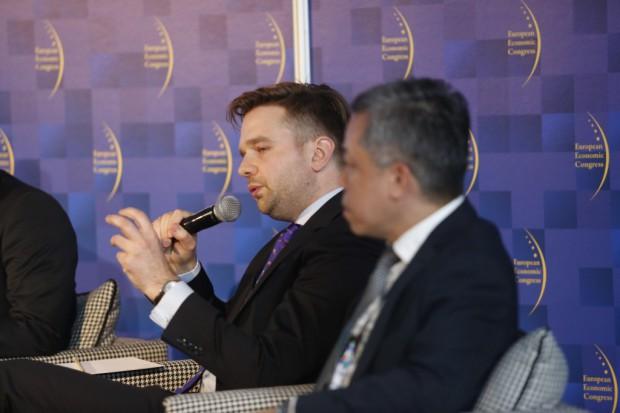 Kacper Nosarzewski, Business Development Director 4CF. Fot.PTWP
