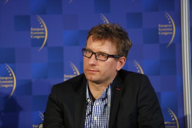 Jakub Michalski, współzałożyciel i dyrektor generalny VersaBox. Fot. PTWP