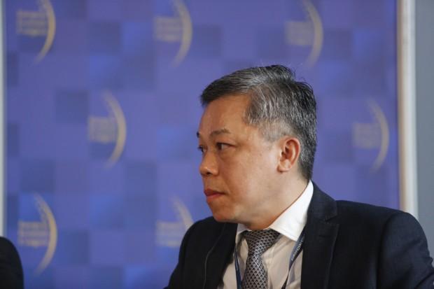Chia Young Hui, specjalista ds. transformacji cyfrowej Singularity University. Fot.PTWP