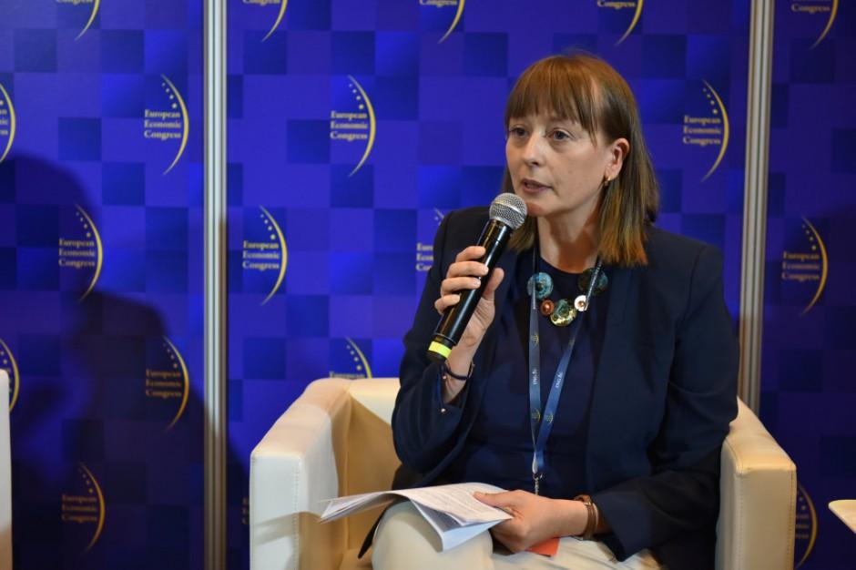 Aleksandra Piątkowska, dyrektor Departamentu Współpracy Rozwojowej Ministerstwa Spraw Zagranicznych. Fot. PTWP