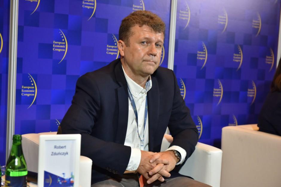 Robert Zduńczyk, prezes Fundacji Ekonomicznej Polska-Afryka Wschodnia. Fot. PTWP