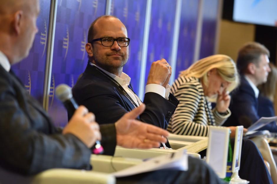 Bartosz Marcinkowski, partner w praktyce prawa spółek, fuzji i przejęć, szef projektu Go Global w kancelarii Domański Zakrzewski Palinka. Fot. PTWP