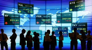 Na europejskich giełdach indeksy rosną