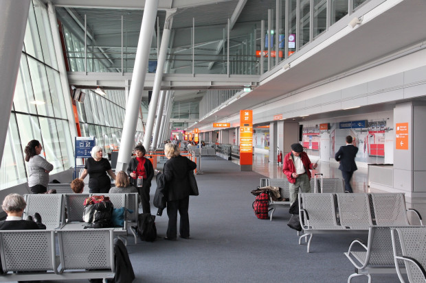 Sellin: po wybudowaniu CPK lotnisko na Okęciu powinno nadal funkcjonować
