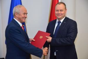 Nowy wiceminister energii od spraw międzynarodowych i funduszy UE