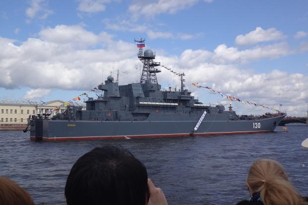 Flota Bałtycka zapowiada ochronę mundialu