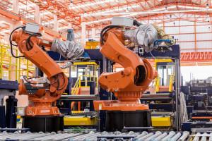 Światowa sprzedaż robotów dla przemysłu wkrótce wzrośnie dziesięciokrotnie