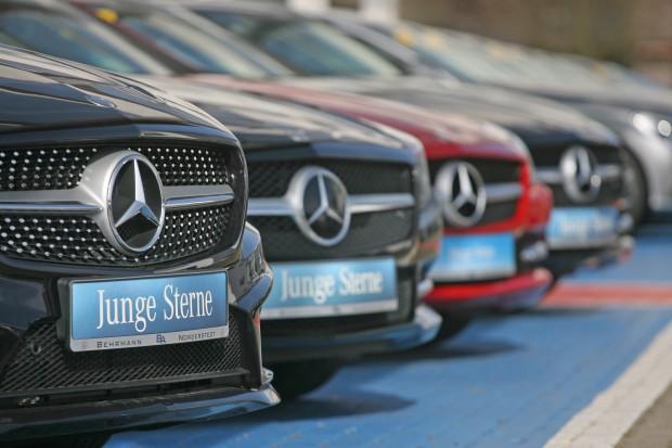 Taksówki autonomiczne Mercedesa wyjadą na ulice miast Kalifornii