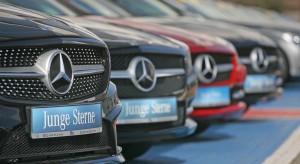 Daimler zaliczył spory spadek zysków