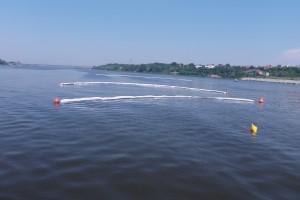 PERN zapewnia, że rurociąg na dnie Wisły w rejonie Płocka nie stanowi zagrożenia dla środowiska