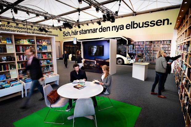 Elektryczne autobusy Volvo pojawią się w Göteborgu