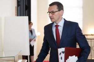 Premier Mateusz Morawiecki zabrał głos ws. GetBack. Potrzebna komisja śledcza?
