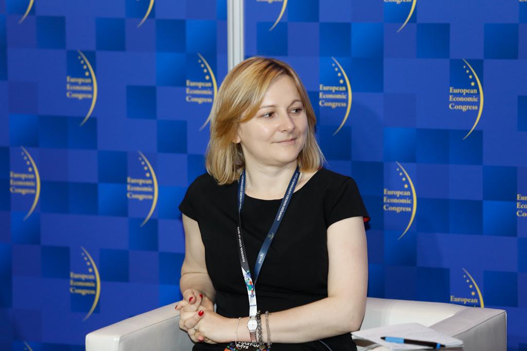 Katarzyna Karasiewicz, partner w Deloitte Legal. Fot. Grupa PTWP