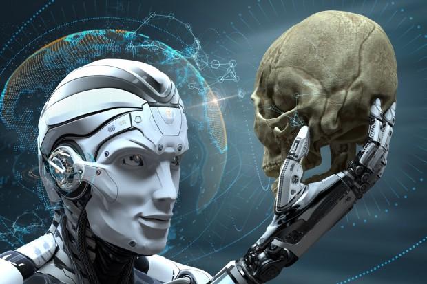 Robotami można sterować za pomocą fal mózgowych