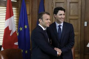 Handel i zmiany klimatyczne kością niezgody na szczycie G7
