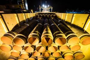 Szwedzki rząd podjął decyzję w sprawie budowy Nord Stream 2