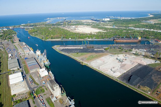 Budimex wykona inwestycję w Porcie Gdańsk