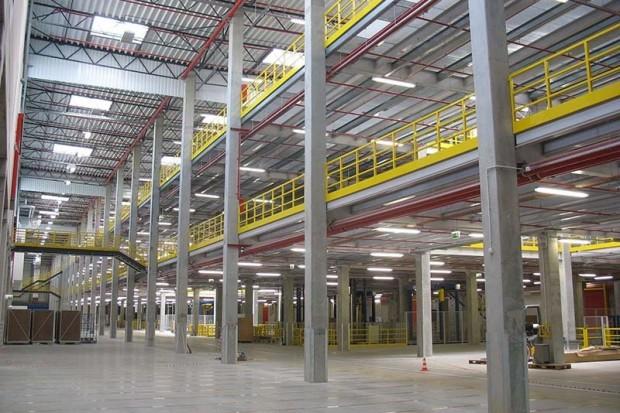 Pekabex ma nowy kontrakt na budowę magazynów