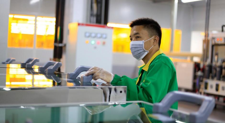 Koronawirus. Foxconn wraca do pracy w Zhengzhou