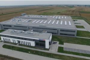 Niemiecki producent rozbuduje swoją fabrykę koło Słupcy