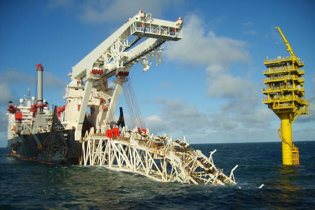 Nord Stream 2 ma nowy wariant trasy, by ominać Danię