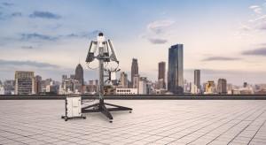 Firma z Polski opracowała system, który chroni przed dronami