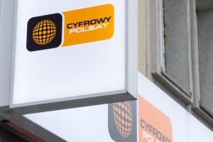Cyfrowy Polsat : Fiskus, do przerwy 0:1
