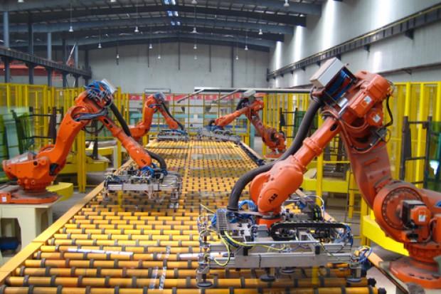 Prognozy dalszego boomu na roboty przemysłowe