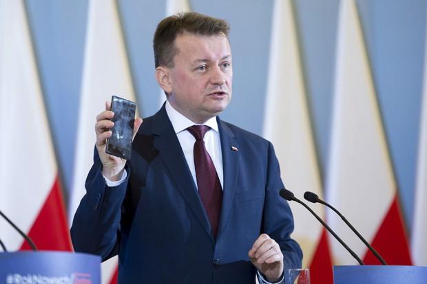 Mariusz Błaszczak: Pentagon pracuje nad ofertą ws. stałych baz USA w Polsce