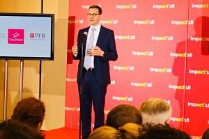 Morawiecki: zbudujemy najnowocześniejszą gospodarkę w Europie