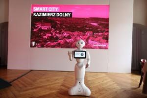 T-Mobile realizuje pierwsze polskie smart city
