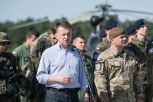 Polko, Koziej, Różański o zmianach w systemie dowodzenia Siłami Zbrojnymi RP